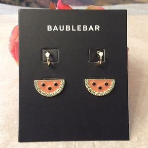 BNWT BAUBLEBAR Earrings